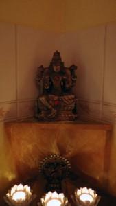 Dhanvantari - Gott des Ayurveda