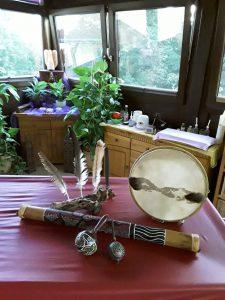 Schamanische Ritual- und Ahnenarbeit